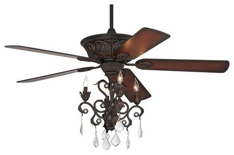 ceiling fans with chandeliers casa contessa bronze chandelier ceiling fan