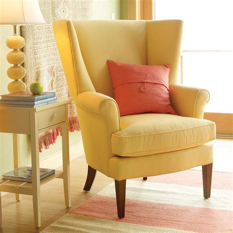 wing chairs for living room owen wing chair traditional living room other metro