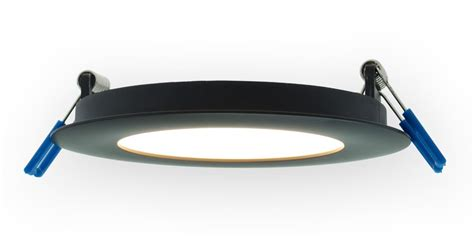 recessed lighting fixtures led thin recessed led lighting fixture 4 inch 9w