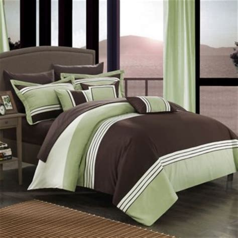brown and green comforter sets buy brown and green comforter from bed bath beyond