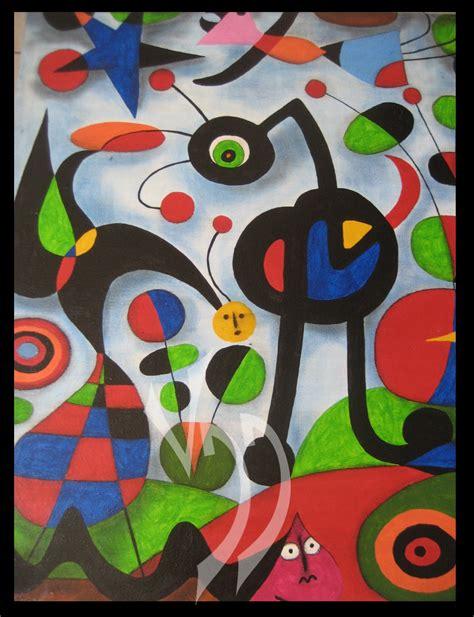 Der Garten Miro by Arte Infantil Con Joan Mir 211