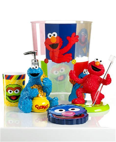 sesame bathroom accessories franco bath accessories sesame retro trash can