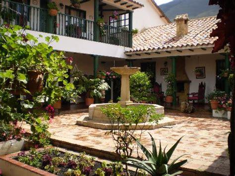 Spanish Villa House Plans fachada del hotel quot posada de los 193 ngeles quot picture of