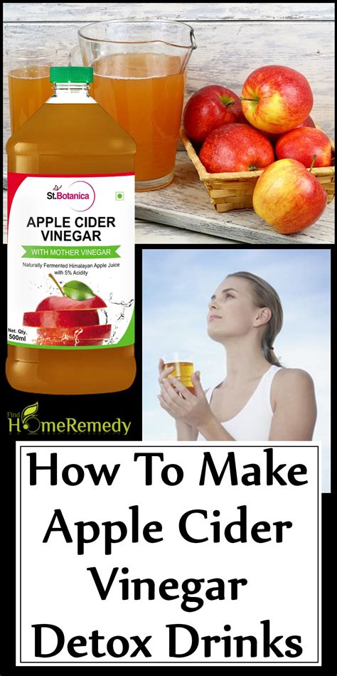 how to make apple cider vinegar how to make apple cider vinegar detox drinks find home