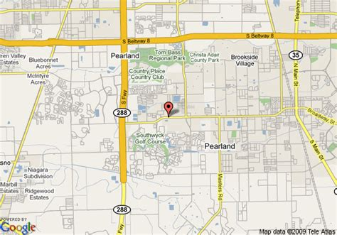 pearland tx map of la quinta inn and suites pearland pearland