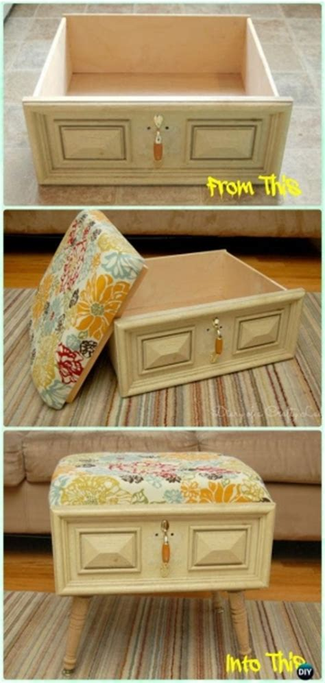 diy bedroom furniture ideas diy furniture transformations ideas dresser to a bench