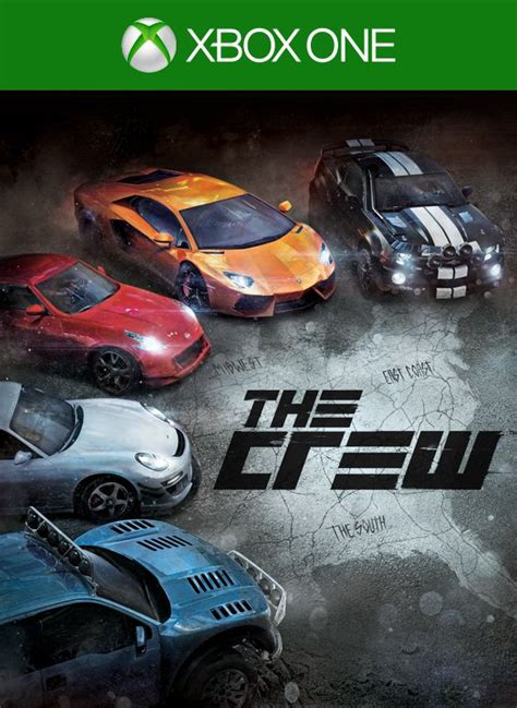 one covers the crew 2014 xbox one box cover mobygames