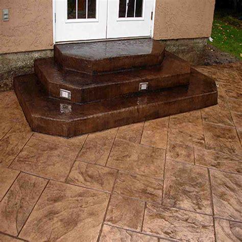cement patio ideas concrete patio ideas for small backyards decor