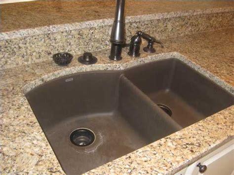 kitchen sinks composite granite composite sink