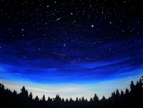 paint nite uk the 25 best sky painting ideas on space