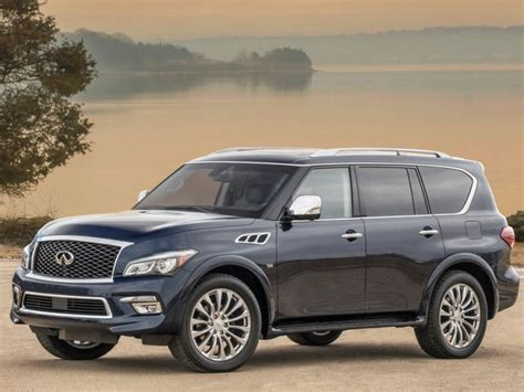 Best 7 Passenger Suv by 2015 Infiniti Qx80 For 2014 Infiniti Changed The Name Of