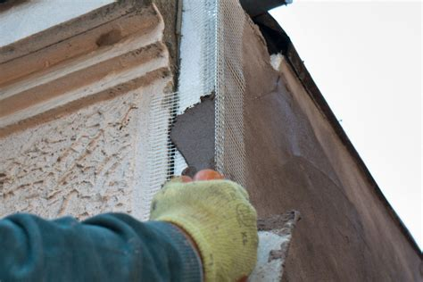 mudding corner bead how to finish polystyrene insulation howtospecialist