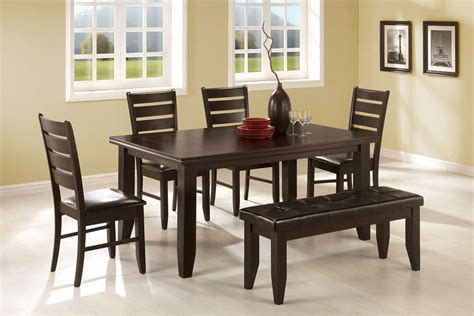 bench chairs for dining tables dining table bench set dining table