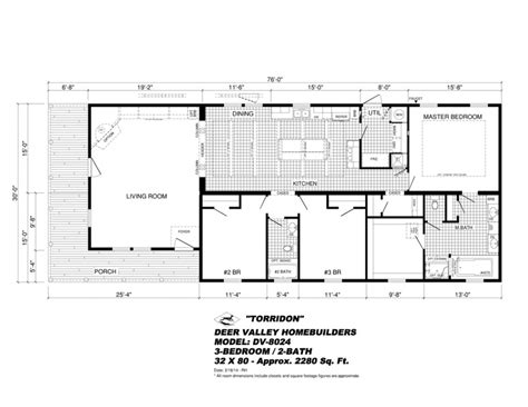 deer valley mobile home floor plans deer valley homebuilders deer valley homebuilders within