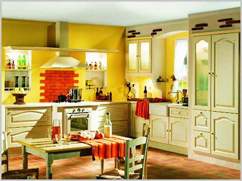 yellow and kitchen ideas kitchen color yellow the color schemes info home and