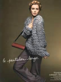 big needle knitting sweater patterns no pattern but knit on needles with yarn