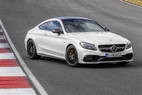 Mercedes Amg by 2016 Mercedes Amg C 63 Coupe Revealed Performancedrive