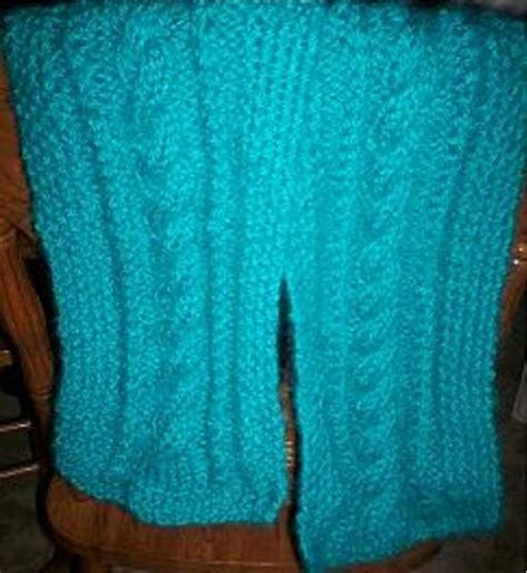 beginner knit scarf beginner cable knit scarf allfreeknitting