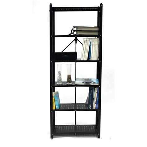 origami book shelves origami 6 tier bookshelf bookcases stuff