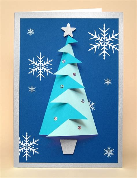 how to make a tree card a4 card templates for 3d tree