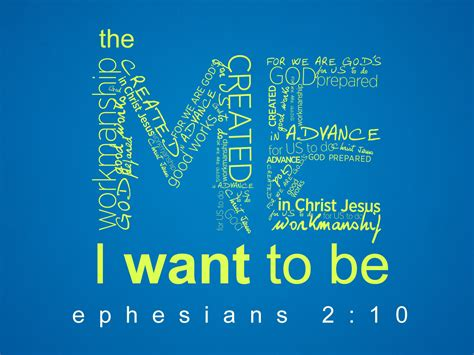 The Me I Want To Be Escalon Presbyterian Church