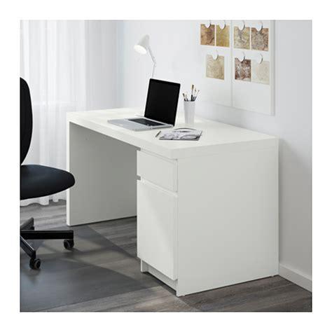 malm white desk malm desk white 140x65 cm ikea