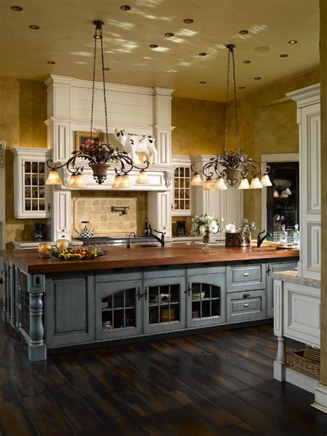 provincial kitchen design 63 gorgeous country interior decor ideas shelterness