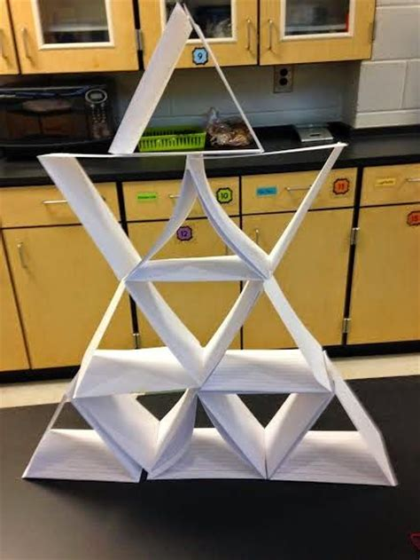 how do you make a card tower another great tower building stem task can you build a
