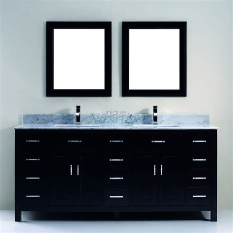 bathroom vanity sink top 75 inch sink bathroom vanity with marble top in