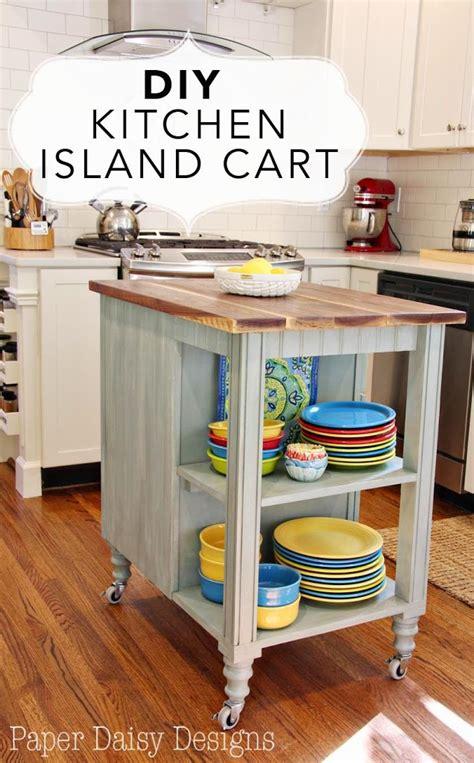 kitchen island or cart diy kitchen island cart