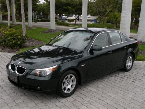 2004 Bmw 535i by 2004 Bmw 530i For Sale In Fort Myers Fl Stock 810126