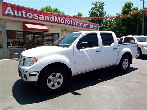 2010 Nissan Frontier Se by 2010 Nissan Frontier 4x4 Se V6 4dr Crew Cab Swb 5a