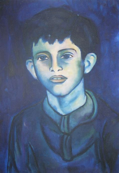 picasso paintings blue boy chumleyscobey room picasso resources