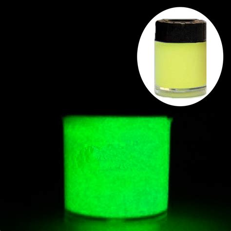 glow in the powder into paint luminous paint pigment glow powder luminescent