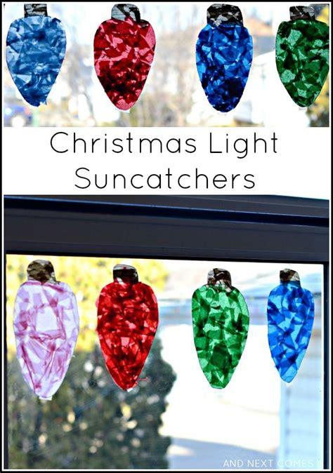 lights for crafts light suncatchers craft for