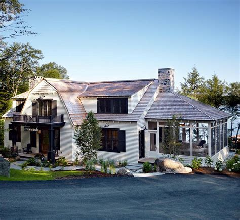 lake house ideas lake muskoka cottage with coastal interiors home bunch