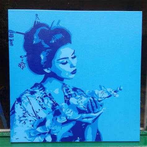 japanese spray paint shop japanese geisha kimonos on wanelo