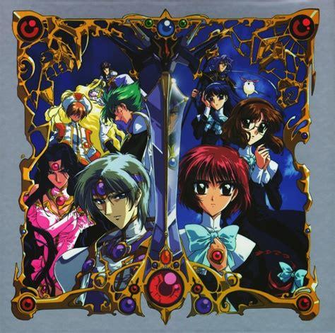 magic rayearth magic kngiht rayearth ova magic knights rayearth photo