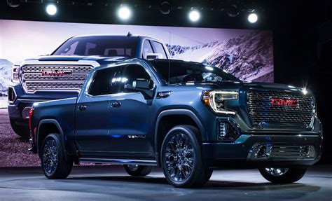 2019 Gmc Denali next generation 2019 gmc denali release date announced