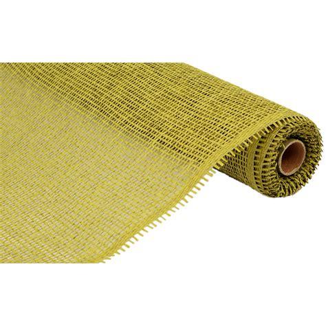 paper mesh craft 20 5 quot paper mesh moss 5 yards re155661 craftoutlet
