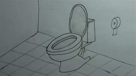 how to draw a toilet how to draw a toilet