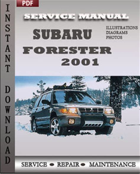 car service manuals pdf 2001 subaru forester regenerative braking subaru forester 2001 factory manual download repair service manual pdf