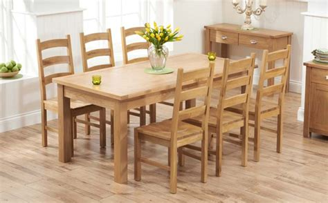 oak dining table set oak dining table sets great furniture trading company