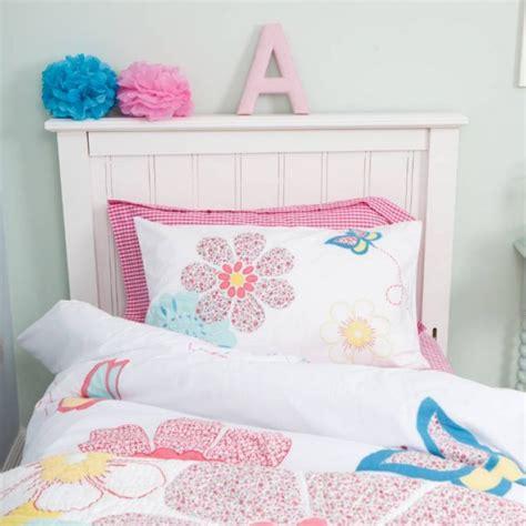cot bed duvet set childrens floral cot bed duvet cover set