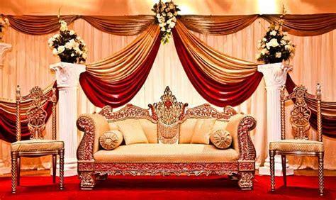 decorations designs most beautiful wedding stage decoration ideas designs 2015