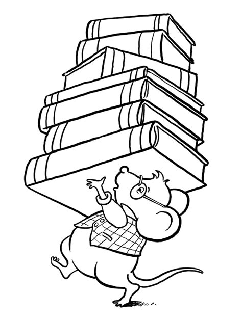 colouring pictures of books pictures of reading books cliparts co
