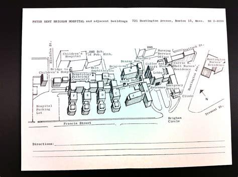 bag end floor plan 187 bent brigham hospital