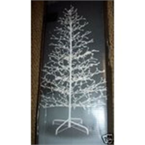 white lighted stick or twig tree new in box 12