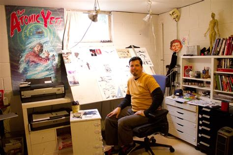 picture book studio doodler to comic book creator artist stays true to his
