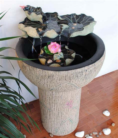 water decoration home decoration water features crafts fish tank